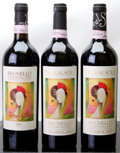 Italy, Brunello di Montalcino. Terra al Sole. 2001 Bottle (1). 2001 Riserva Bottle (2). ... (Total: 3 Btls. )