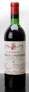 Red Bordeaux, Chateau Latour a Pomerol 1970 . Pomerol. ts, lbsl, nc, ssos.Bottle (1). ... (Total: 1 Btl. )