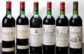 Red Bordeaux, Chateau Giscours. 1973 Margaux vhs, lbsl, lcc, sdc Bottle(1). Chateau Haut Bailly. 1967 Pessac-Leognan ... (Total: 6Btls. )