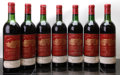 Red Bordeaux, Chateau Calon 1961 . St. Georges-St. Emilion. 1hs, 6htms,2ll, 1ltl, 7lcc, 1sdc. Bottle (7). ... (Total: 7 Btls. )