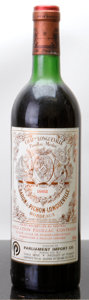 Red Bordeaux, Chateau Pichon Baron 1982 . Pauillac. vhs, lbsl, lcc. Bottle(1). ... (Total: 1 Btl. )