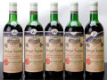 Red Bordeaux, Chateau Lassegue 1969 . St. Emilion. 1hs, 2htms, 2ms, 1lbsl,5lcc, 2ssos. Bottle (5). ... (Total: 5 Btls. )