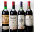 Red Bordeaux, Chateau du Tertre . 1982 Margaux ts, gsl, lcc, spc Bottle(1). Chateau Ducru Beaucaillou . 1978 St. Julien... (Total: 4Btls. )