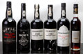Port/Madeira/Misc Dessert, Cockburn Vintage Port . 1983 1lbsl, 2crc Bottle (2). Dow's Vintage Port . 1977 lscl, lnl Bottle (1). Graham'... (Total: 5 Btls. & 1 Half. )