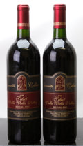 Domestic Misc. Red, Leonetti Cellars Red. Walla Walla Select. 1990 ltl Bottle(1). 1992 Bottle (1). ... (Total: 2 Btls. )