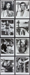 "Movie Posters:James Bond, Moonraker (United Artists, 1979). Photos (24) (8"" X 10""). James Bond.. ... (Total: 24 Items)"