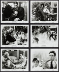 """Movie Posters:Crime, The Godfather Part II (Paramount, 1974). Photos (10) (8"""" X 10""""). Crime.. ... (Total: 10 Items)"""