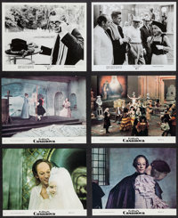 """8½ and Others Lot (Embassy, 1963). Photos (9) (8"""" X 10"""") and Mini Lobby Cards (4) (8"""" X 10"""")..."""
