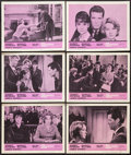 "Movie Posters:Drama, The Children's Hour (United Artists, 1962). Lobby Card Set of 8 andLobby Cards (2) (11"" X 14""). Drama.. ... (Total: 10 Items)"