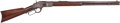 Long Guns:Lever Action, Winchester Second Model 1873 Lever Action Rifle....