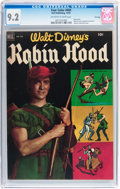Silver Age (1956-1969):Adventure, Four Color #669 Robin Hood - File Copy (Dell, 1955) CGC NM- 9.2 Off-white to white pages....