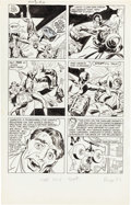 "Original Comic Art:Panel Pages, Joe Simon and Jack Kirby The Fly #2 ""Marco's Eyes"" Page 6Original Art (Archie, 1959)...."