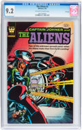 Modern Age (1980-Present):Science Fiction, Aliens #2 File Copy (Whitman, 1982) CGC NM- 9.2 Off-white to whitepages....