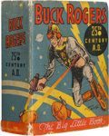 Big Little Book:Science Fiction, Big Little Book #742 Buck Rogers (Whitman, 1933) Condition:VG/FN....