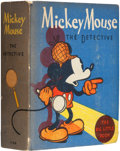 Platinum Age (1897-1937):Miscellaneous, Big Little Book #1139 Mickey Mouse (Whitman, 1934) Condition:FN+....
