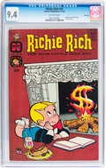 Silver Age (1956-1969):Humor, Richie Rich #20 File Copy (Harvey, 1963) CGC NM 9.4 Off-white pages....
