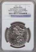 Morgan Dollars, 1901 $1 -- Improperly Cleaned -- NGC Details. AU. Ex: Teich FamilyCollection. NGC Census: (341/3248). PCGS Population (513...