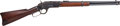 Long Guns:Lever Action, Winchester Model 1873 Third Model Lever Action Saddle Ring Carbine. ...
