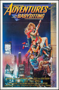 "Movie Posters:Adventure, Adventures in Babysitting & Others Lot (Touchstone, 1987). OneSheets (16) (27"" X 40"" & 27"" X 41"") & Half Sheets (2) (22""X ... (Total: 18 Items)"