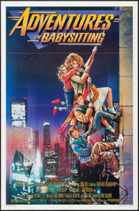 "Adventures in Babysitting & Others Lot (Touchstone, 1987). One Sheets (16) (27"" X 40"" & 27&quo..."