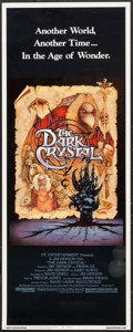 "Movie Posters:Fantasy, The Dark Crystal (Universal, 1982). Insert (14"" X 36""). Fantasy....."