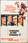 """Movie Posters:Exploitation, A House Is Not a Home & Other Lot (Embassy, 1964). Posters (2)(40"""" X 60""""). Exploitation.. ... (Total: 2 Items)"""