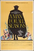 "Movie Posters:Academy Award Winners, A Man For All Seasons (Columbia, 1966). Pre-Academy Award Poster (40"" X 60""). Academy Award Winners.. ..."