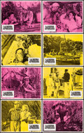 """Movie Posters:Adventure, The African Queen & Others Lot (United Artists, 1952). SpanishLanguage Lobby Card Set of 8 (11"""" X 14""""), Lobby Card Sets of ...(Total: 39 Items)"""