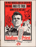 """Movie Posters:Drama, The Hoodlum Priest and Others Lot (United Artists, 1961). Posters(3) (30"""" X 40""""). Drama.. ... (Total: 3 Item)"""