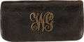 Arms Accessories, C. War of 1812 .69 Caliber Cartridge Box of the Washington Grays ofMaryland. ...