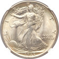 Walking Liberty Half Dollars, 1936 50C MS68 NGC....