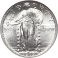 Standing Liberty Quarters, 1919 25C MS67 Full Head NGC....