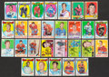 Hockey Cards:Lots, Hockey Greats Signed Cards Lot of 28....