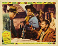 """Movie Posters:Western, Viva Villa! (MGM, 1934). Lobby Cards (2) (11"""" X 14""""). Ben Hecht wrote the screenplay for this pre-code biography about the l... (Total: 2 Items)"""