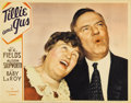 """Movie Posters:Comedy, Tillie and Gus (Paramount, 1933). Lobby Card (11"""" X 14""""). Only inHollywood do W. C. Fields and Alison Skipworth get to sing..."""