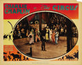 "Movie Posters:Comedy, The Circus (United Artists, 1928). Lobby Card (11"" X 14""). This is a lovely scene with Charlie Chaplin in center ring surrou..."