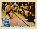 "Movie Posters:Drama, The Life of Jimmy Dolan (Warner Brothers, 1933). Lobby Cards (3)(11"" X 14""). Here are three great cards in absolutely fanta...(Total: 3 Items)"