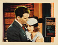 """Movie Posters:Drama, Ladies They Talk About (Warner Brothers, 1933). Lobby Cards (3)(11"""" X 14""""). Barbara Stanwyck, Preston Foster and Lyle Talbo...(Total: 3 Items)"""
