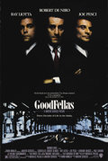 """Movie Posters:Crime, Goodfellas (Warner Brothers, 1990). One Sheet (27"""" X 40.5"""")Double-Sided. Nicholas Pileggi's book """"Wiseguy"""" was adapted by M..."""