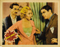 """Movie Posters:Crime, Scarface (United Artists, 1932). Lobby Card (11"""" X 14""""). One of the first great gangster films, """"Scarface"""" stars Paul Muni a..."""