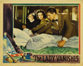 "Movie Posters:Hitchcock, The Lady Vanishes (Gaumont British, 1938). Lobby Card (11"" X 14"").This lobby card from Alfred Hitchcock's masterwork, ""The ..."