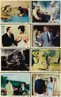 "Movie Posters:Action, Dr. No (United Artists, 1962). British Color Still Set (8) (8"" X10""). Director Terence Young brought Ian Fleming's British ...(Total: 8 Items)"