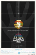 """Movie Posters:Science Fiction, Logan's Run (MGM, 1976). One Sheet (27"""" X 41""""). Advance. In thisfuturistic sci-fi tale about a holocaustic future, Michael ..."""