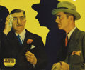 """Movie Posters:Mystery, The Benson Murder Case (Paramount, 1930). Jumbo Lobby Card (14"""" X17""""). William Powell stars as Philo Vance. A great Paramou..."""