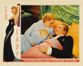 """Movie Posters:Drama, Ex-Lady (Warner Brothers, 1933). Lobby Cards (2) (11"""" X 14""""). Hereare two terrific cards from """"Ex-Lady"""" with Bette Davis an...(Total: 2 Items)"""