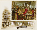 "Movie Posters:Fantasy, Stairway to Heaven (Universal, 1947). Deluxe Lobby Cards (4) (11"" X 14""). More famous today as ""A Matter of Life and Death,... (Total: 4 Items)"