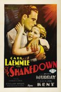 """Movie Posters:Drama, The Shakedown (Universal, 1929). One Sheet (27"""" X 41""""). WilliamWyler, later known for such films as """"Wuthering Heights,"""" """"M..."""