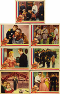 """Movie Posters:Comedy, General Spanky (MGM, 1936). Title Card (11"""" X 14"""") and Lobby Cards(6) (11"""" X 14""""). Spanky McFarland and his buddies in """"Our...(Total: 7 Items)"""