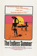 "Movie Posters:Sports, The Endless Summer (Cinema V, 1966). One Sheet (27"" X 41"") andBlack and White Stills (16) (8"" X 10""). Filmmaker Bruce Brown..."