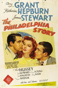 "Movie Posters:Romance, The Philadelphia Story (MGM, 1940). One Sheet (27"" X 41"") Style D. For over 60 years, this comedy's regard has risen from ""a..."